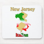 Italiano de New Jersey Mouse Pads