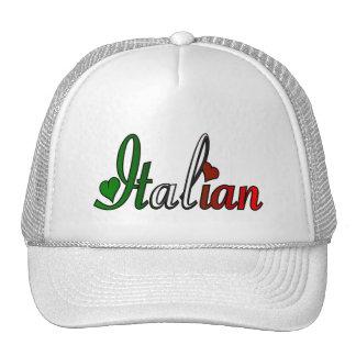 italiano elegante gorra