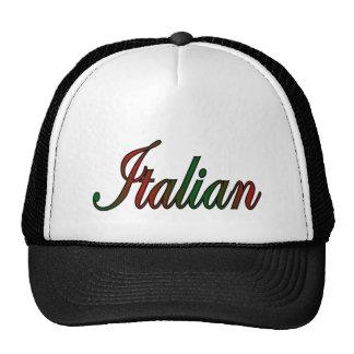 italiano elegante gorro