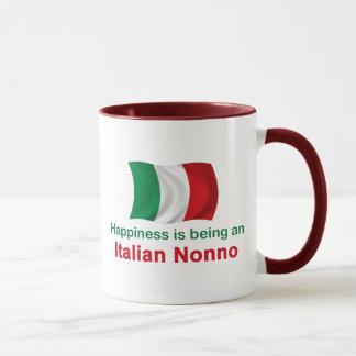 Italiano feliz Nonno