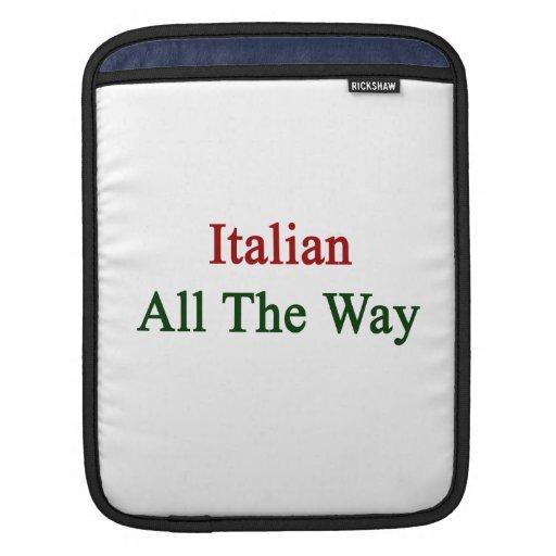 Italiano hasta el final manga de iPad