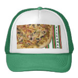 Italiano, HOMBRE de la PIZZA Gorra