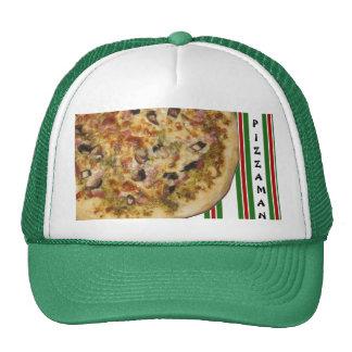 Italiano, HOMBRE de la PIZZA Gorros