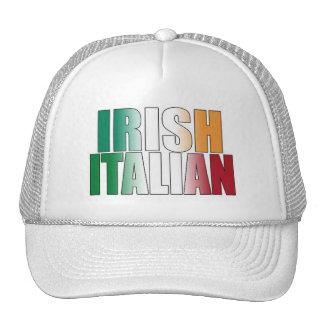 Italiano irlandés gorro de camionero