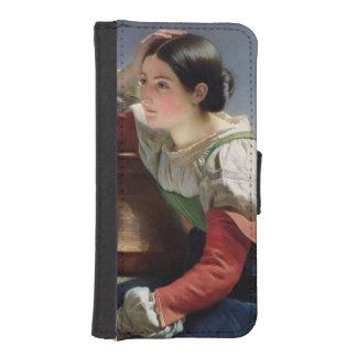 Italiano joven en bien, c.1833-34 billetera para iPhone 5