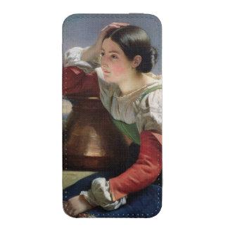 Italiano joven en bien, c.1833-34 bolsillo para iPhone