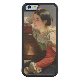 Italiano joven en bien, c.1833-34 funda de iPhone 6 bumper arce