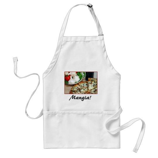 Italiano, Mangia! Adult Apron