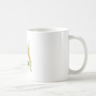 Italiano orgulloso taza básica blanca