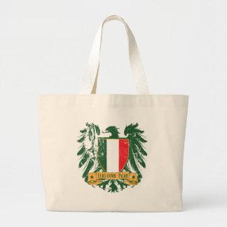 Italiano Puro Bolsa Tela Grande