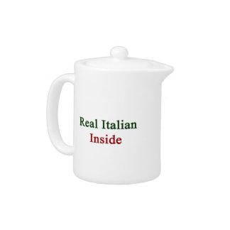 Italiano real dentro