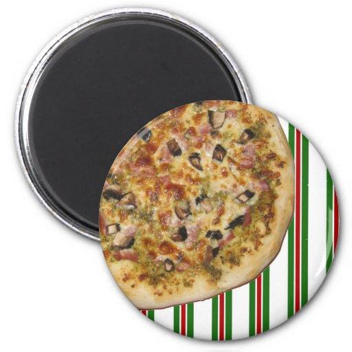 Italiano Refrigerator Magnet
