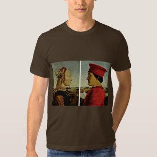 Italiano: Ritratto Di Federico Da Montefeltro, Bat T Shirt