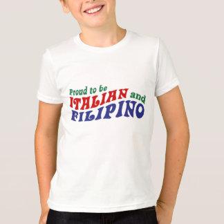 Italiano y filipino playera