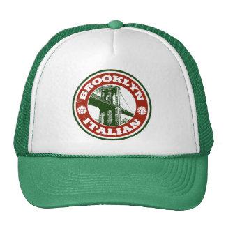 Italianos de Brooklyn Nueva York Gorro De Camionero
