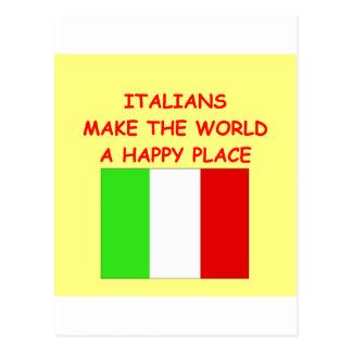 italianos postal