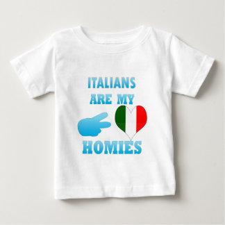 Italians are my Homies T-shirt
