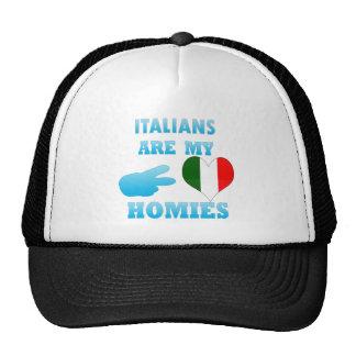 Italians are my Homies Trucker Hat