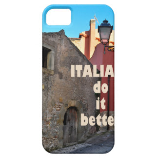 Italians DO it more better iPhone 5 Case