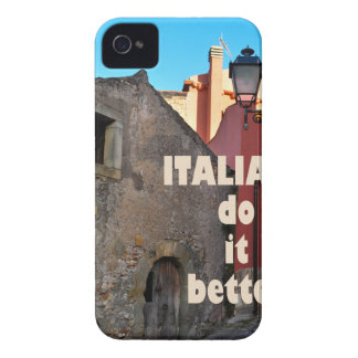 Italians DO it more better iPhone 4 Covers