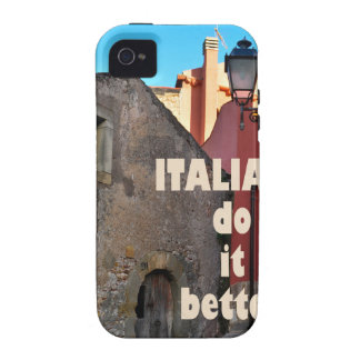 Italians DO it more better iPhone 4 Case