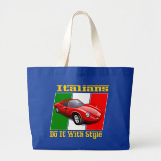 Italians do it with style bags