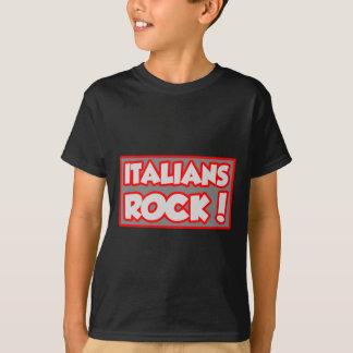 Italians Rock! T-Shirt