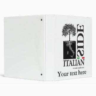 ItalianSide binder