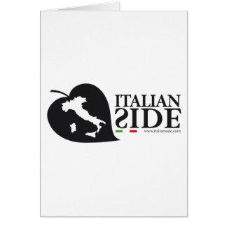 italianside tarjeta