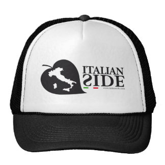 italianside trucker hat