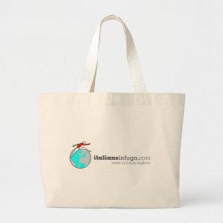 Italiansinfuga Jumbo Tote Bag