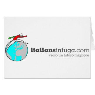 Italiansinfuga Card
