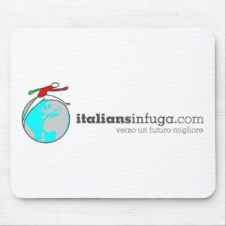 Italiansinfuga Mouse Pad