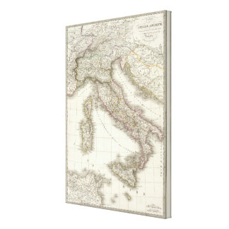 Italie ancienne - ancient Italy Canvas Print