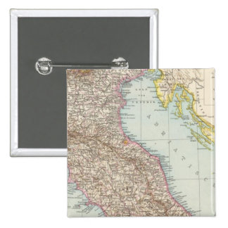 Italien nordliche Halfte, Map of North Italy Button