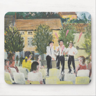 Italien Performers Laignes France . 2006 Mouse Pad