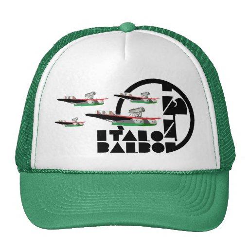 ITALO BALBO GORROS