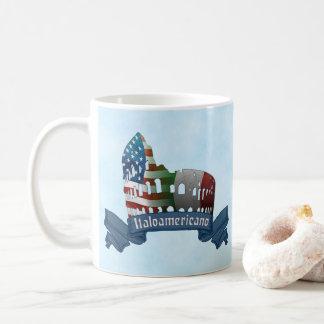 Italoamericano Italian American Rome Mug