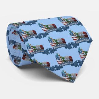 Italoamericano Italian American Tie