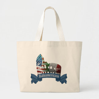 Italoamericano Rome Coliseum Jumbo Tote Bag