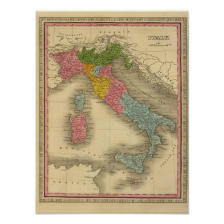 Italy 11 poster