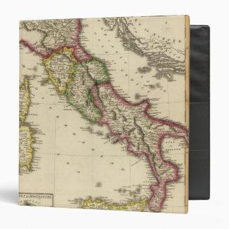 Italy 13 binder