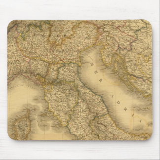 Italy 14 mouse pad