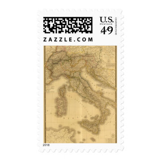 Italy 14 stamps
