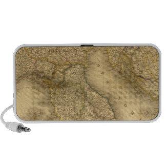 Italy 14 travel speakers