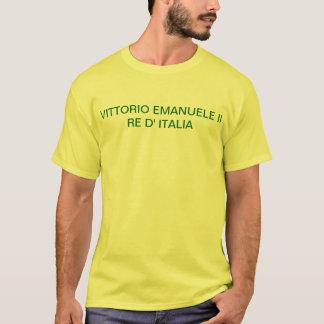 Italy 1861 5 Lire Coin Shirt
