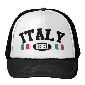 Italy 1861 trucker hat