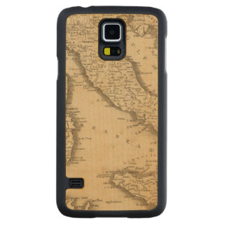 Italy 18 carved® maple galaxy s5 slim case