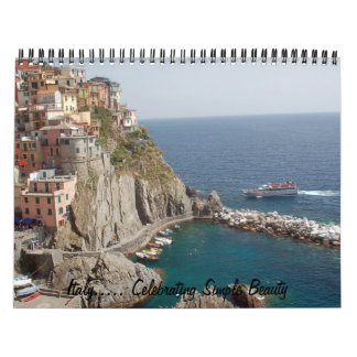 Italy 2010 calendars
