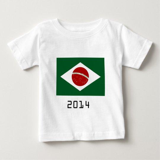 italy 2014 baby T-Shirt